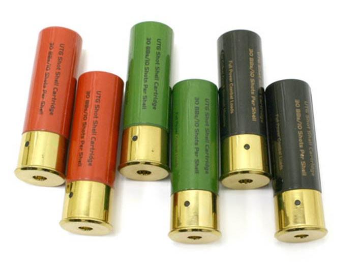UTG M3 Multi-Shot Shotgun Shell Cartridges