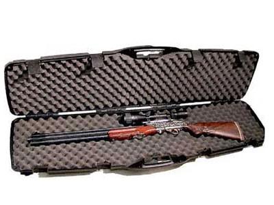 "Plano Single Scoped Rifle Case + Installation, 51.5"""