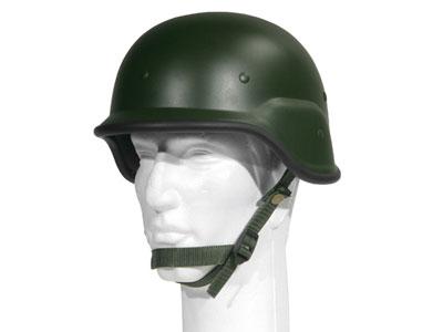 Replica M9 Plastic Helmet, Green