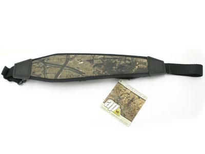"GrovTec Rifle Sling, 48""x1"", Padded Nylon, Realtree AP"