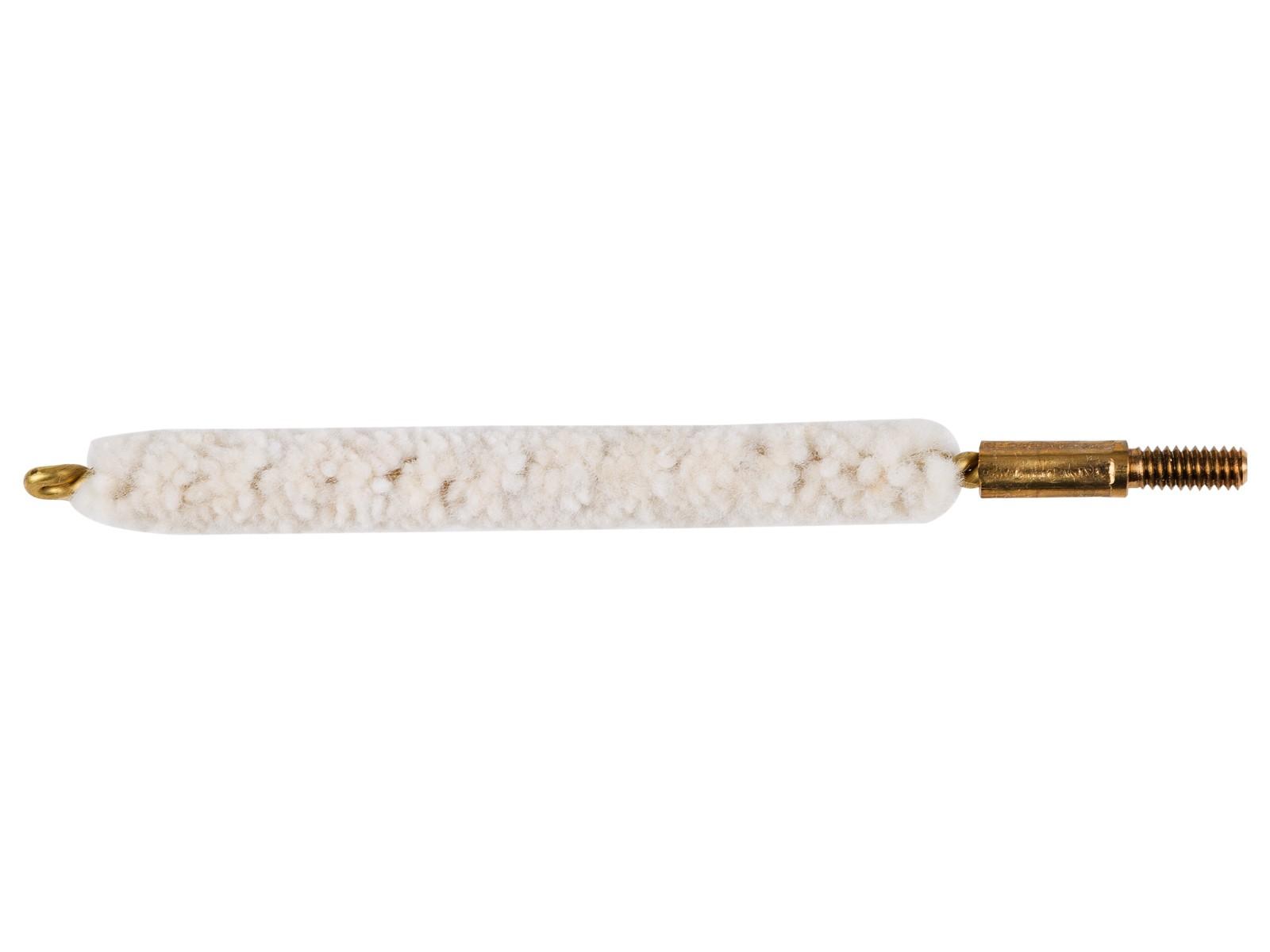 Dewey Bore Mop, 5/40 Thread,  Brass Core, .20-.22 Cal