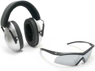 Remington True Jr & T-10 Combo Pack, Earmuffs & Safety Glasses, Kid Size
