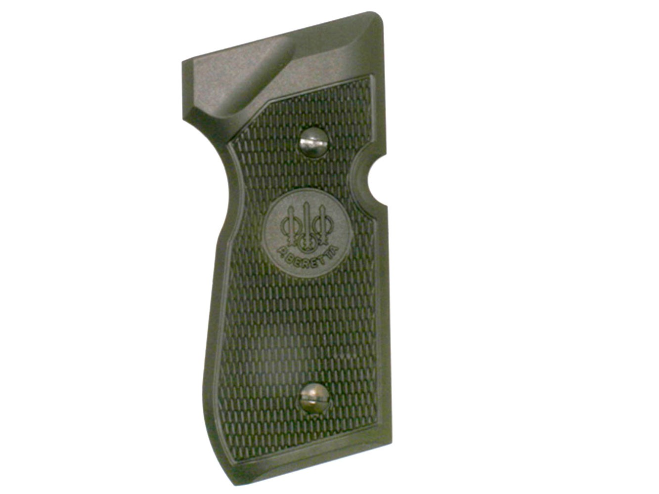 Beretta 92FS Grip, Brown Plastic, Right Side Only