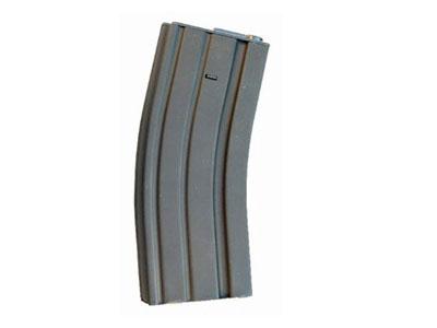 Metal Mod4/Mod16 300 Round Hi-Cap AEG Magazine