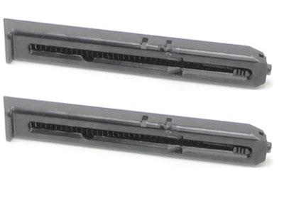 Crosman Airsoft Pistol C11 Magazines, 15 Rds, 2ct