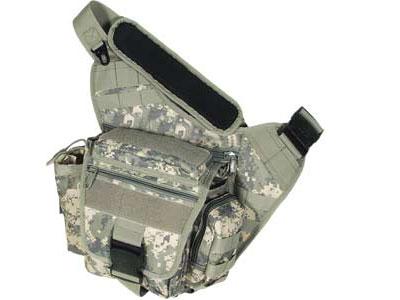 UTG Multi-Functional Tactical Messenger Bag, Army Digital
