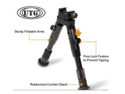 UTG Bipod, SWAT/Combat.