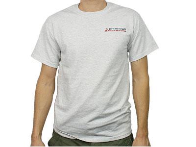 Pyramyd Air T-Shirt, Size Medium, Heather