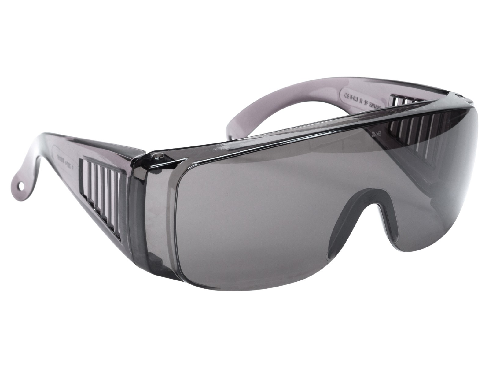 Radians Coveralls Safety Glasses, Smoke