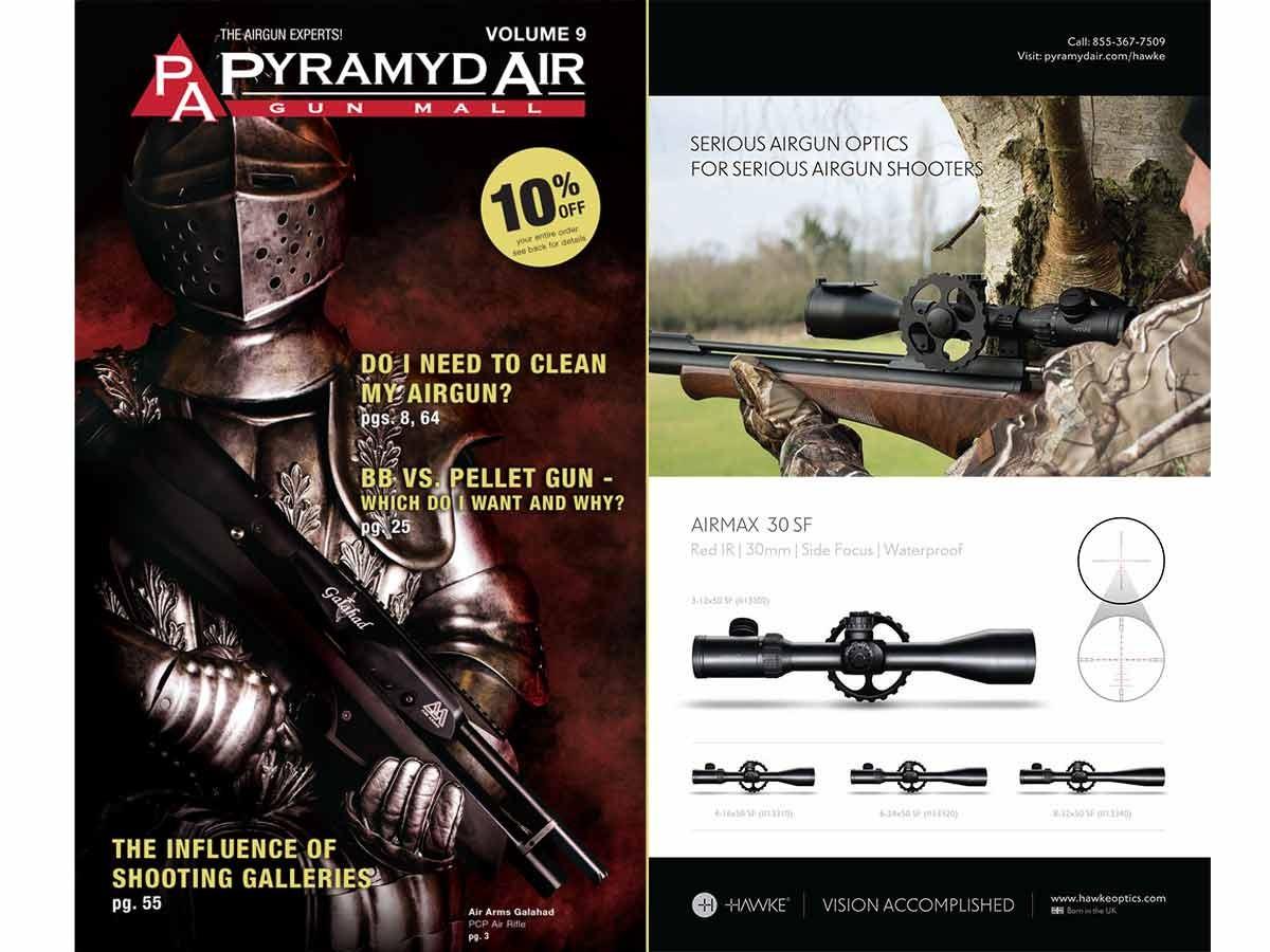Pyramyd Air Airgun.