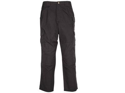 5.11 Tactical Cotton Pant, Black, 38x30