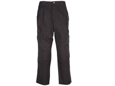 5.11 Tactical Cotton Pant, Black, 40x32