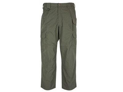 5.11 Tactical Taclite Pro Pants, Green, 38x32