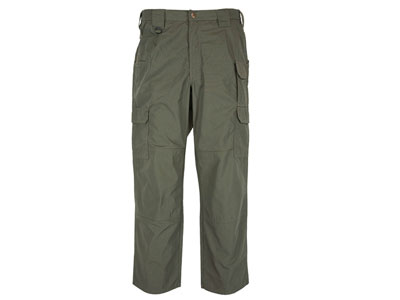 5.11 Tactical Taclite Pro Pants, Green, 32x34