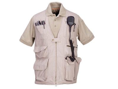 5.11 Tactical Vest, Khaki, Large