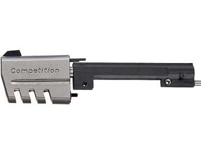 """Walther CP88 barrel 4"""" to 6"""" Nickel"""