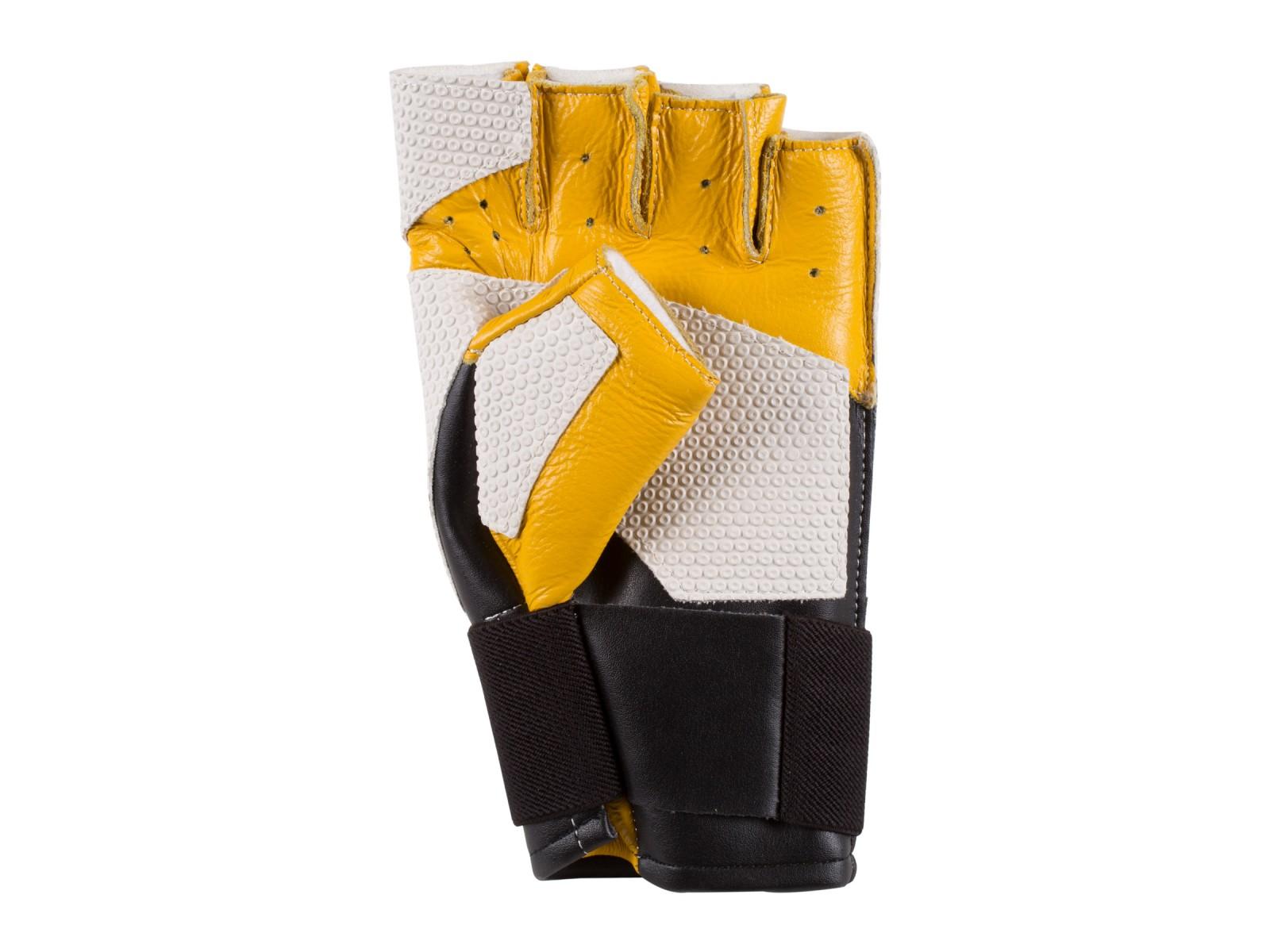 Creedmoor Sports Open Finger Shooting Glove, Fits Left Hand, Medium