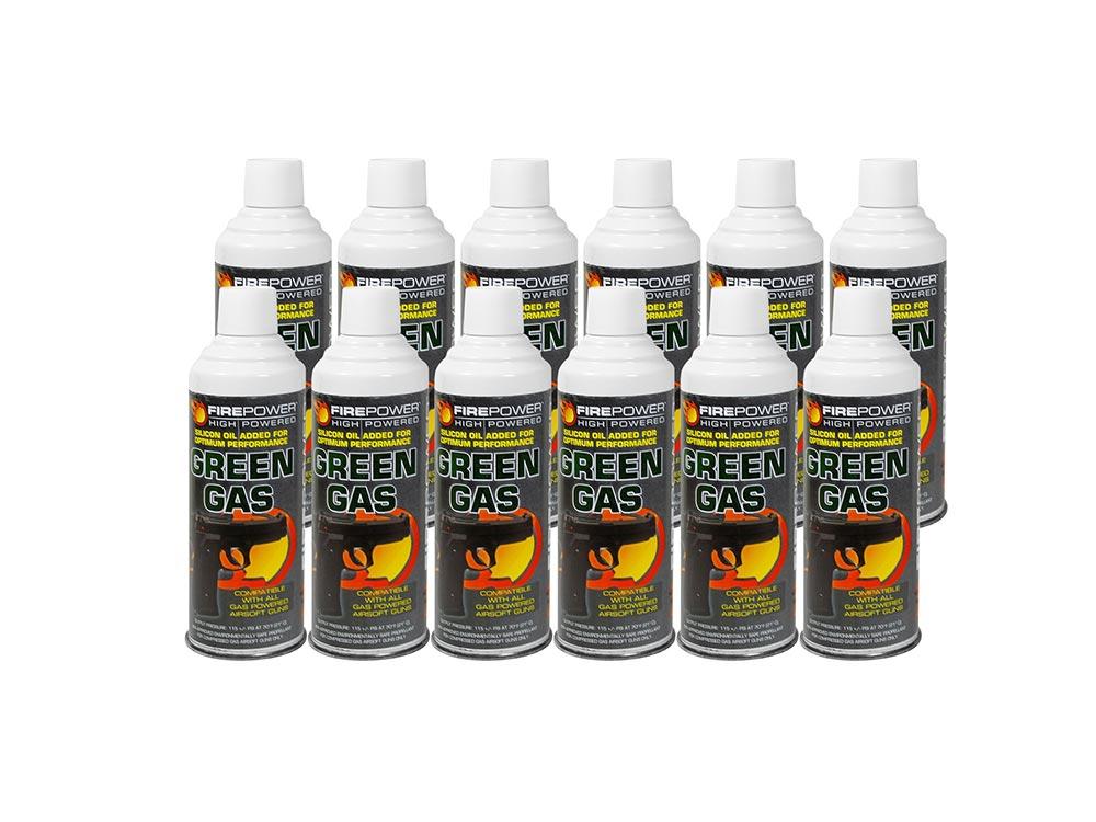 Firepower Green Gas.