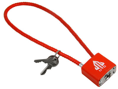 """Ultra Strong Firearm Cable Lock, 15"""""""