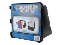 Leapers Utg Accushot Pellet & Bb Trap, Ballistic Curtains, Paper Targets, Steel Backer