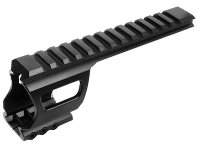 Walther Accessory Rail, Fits Walther PPQ Air Pistol