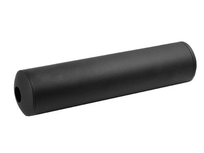 Mad Bull Gemtech Blackside Barrel Extension, Black