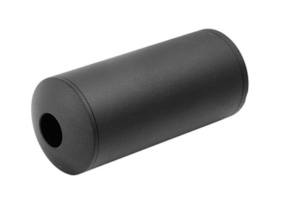 Mad Bull Whisper .45ACP Fake Barrel Extension, Black