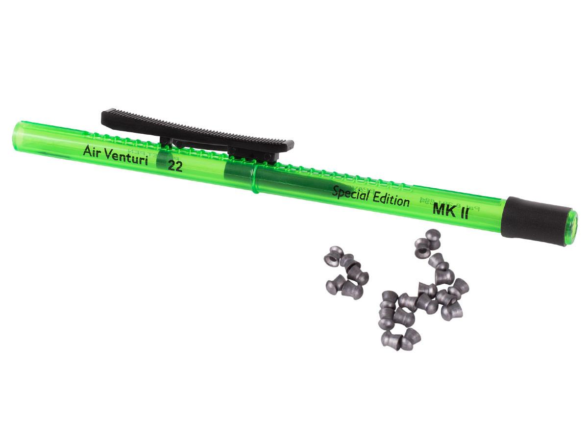 Pellet Pen, Holds