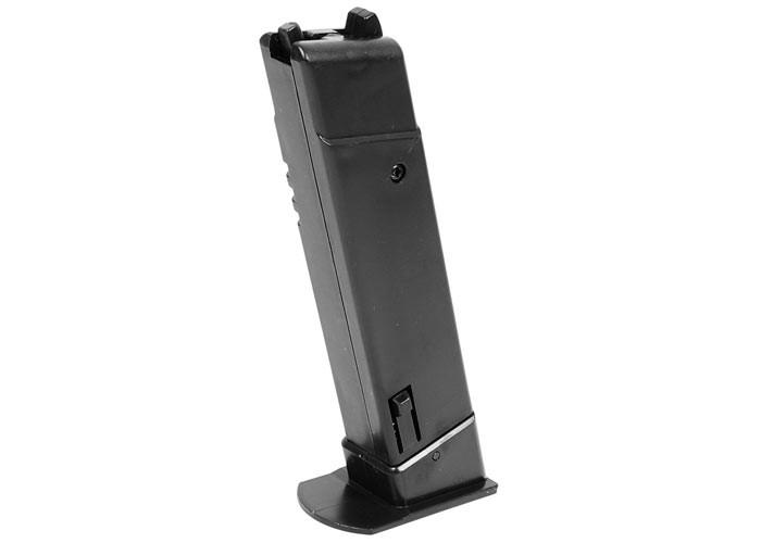 Sig Sauer Pistol 12 Rds Magazine, Fits Sig Sauer P226 Spring Airsoft Pistols, Item # CG28114 & CG28115