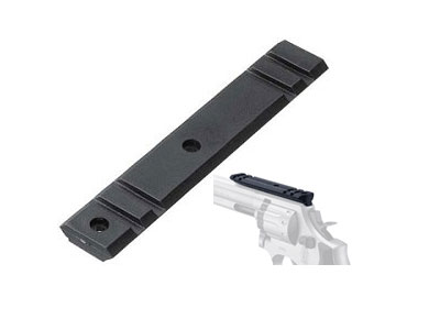 Smith & Wesson Weaver Rail, Fits 586 & 686 Airguns