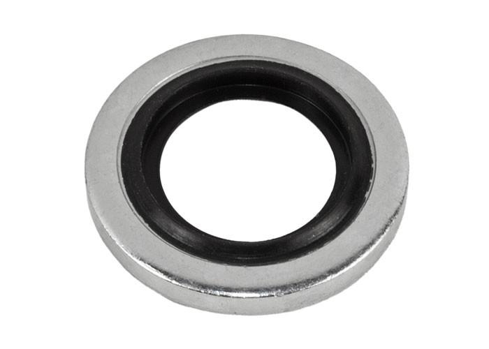 "Air Venturi 1/8"" BSPP Self-Centering Bonded Seal, .375"" Inside Diameter"