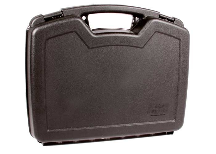 MTM Case-Gard Pistol Case, Holds 2 Guns