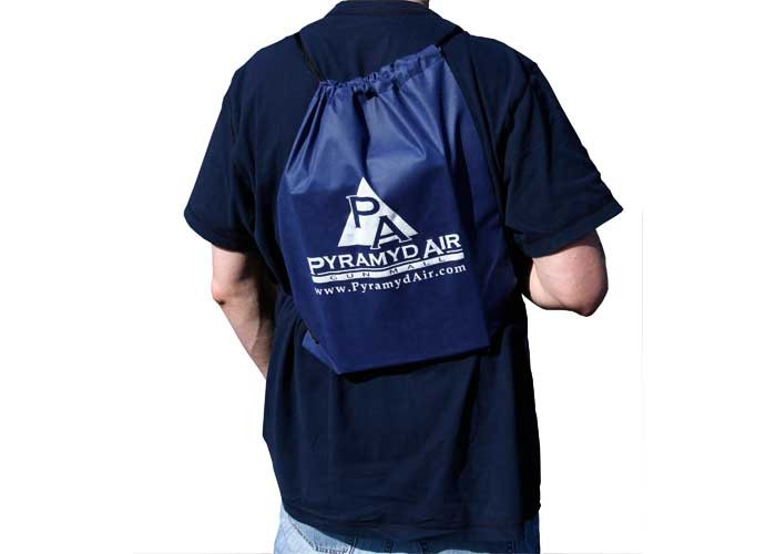 Pyramyd Air Promotional Drawstring Carry Bag