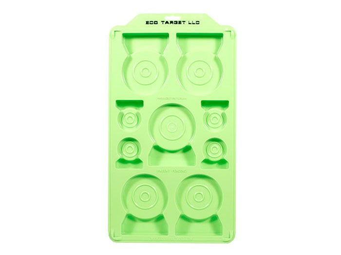 Ecotarget Ice Target Mold, 2 Target Sizes