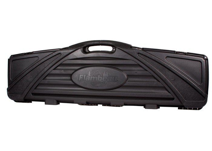 Flambeau Safe Shot Double Rifle Case, Black+ Installation