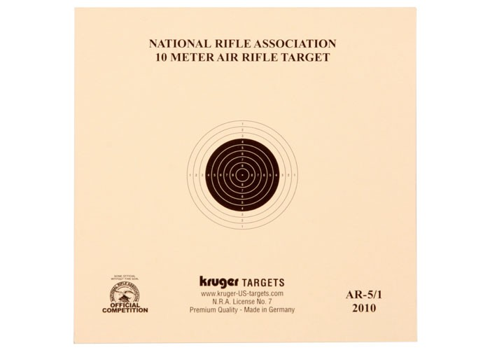 Kruger NRA 10