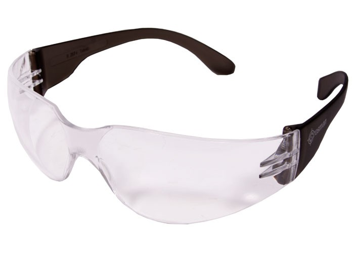 Crosman Safety Glasses.