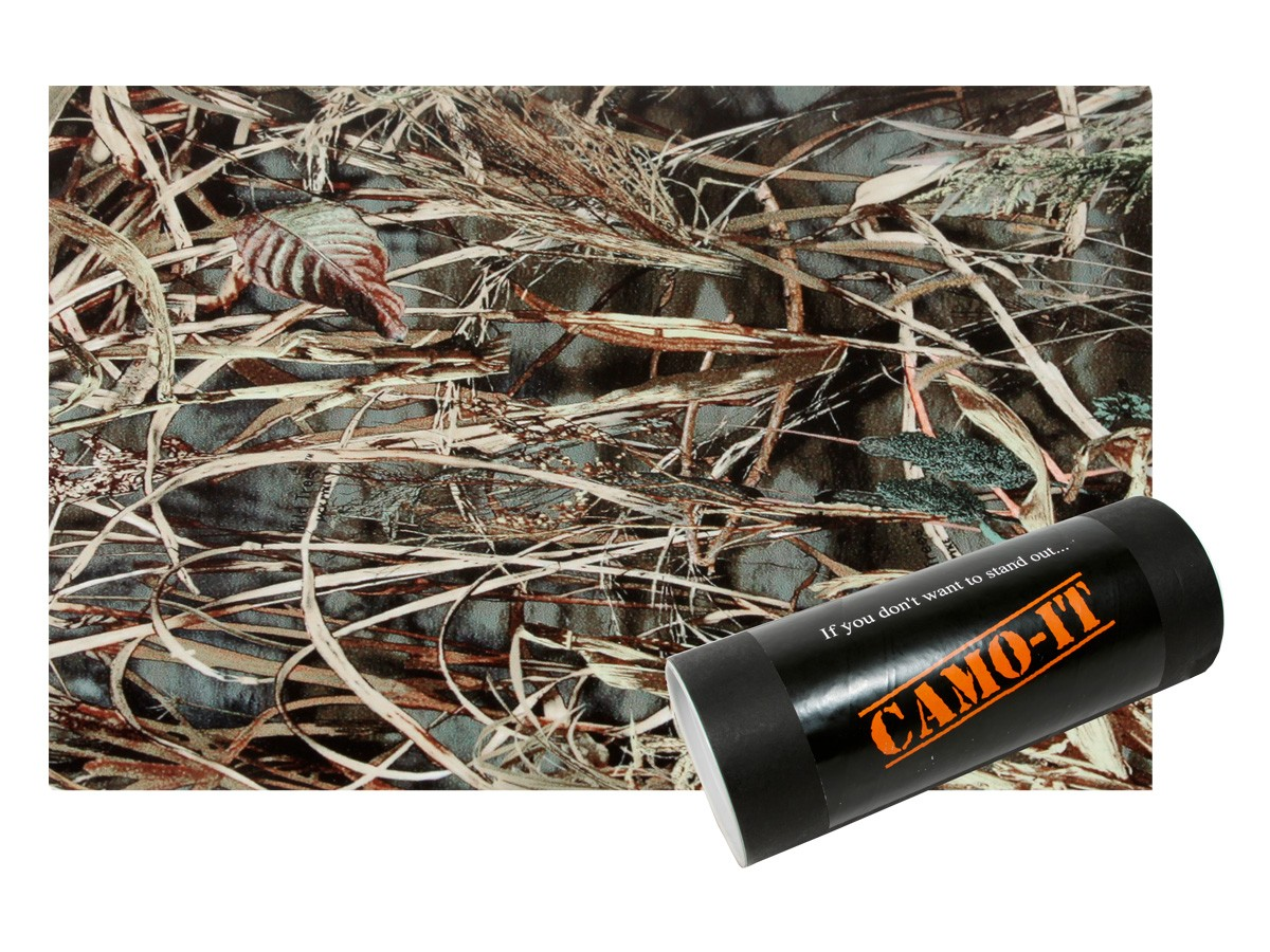 Camo-It Kit, Wild Trees, Covers Gun & Scope
