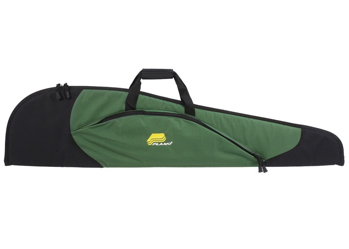 Plano 300 Series Soft Rifle Case, Green & Black, 48""