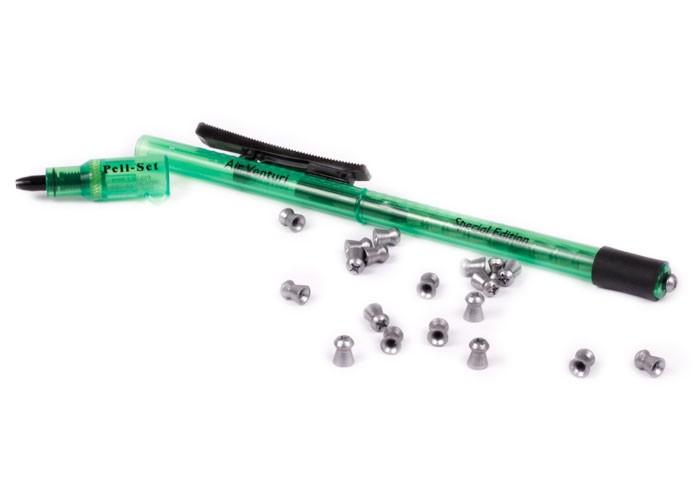 Pellet Pen With