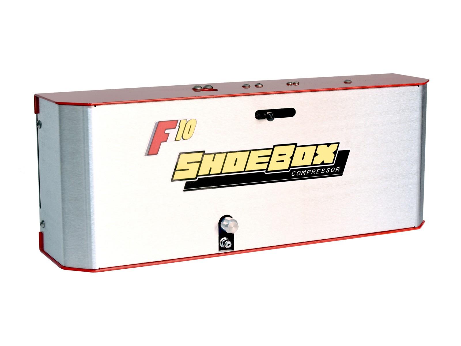 Freedom F10 ShoeBox Electric Air Compressor, Max 4500 PSI