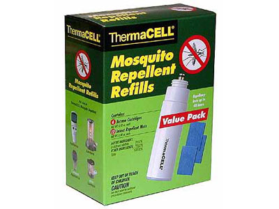ThermaCELL Mosquito Repellent.
