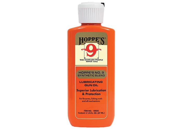 Hoppe's No. 9 Synthetic Blend Lubricating Gun Oil, 2.25 oz