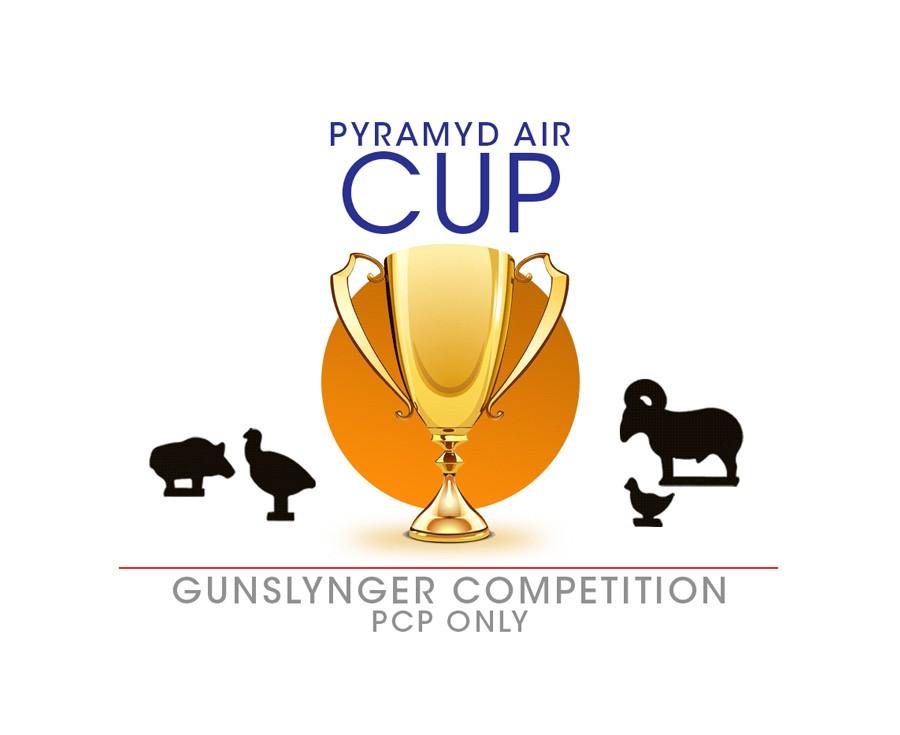 PA Cup Gunslynger.