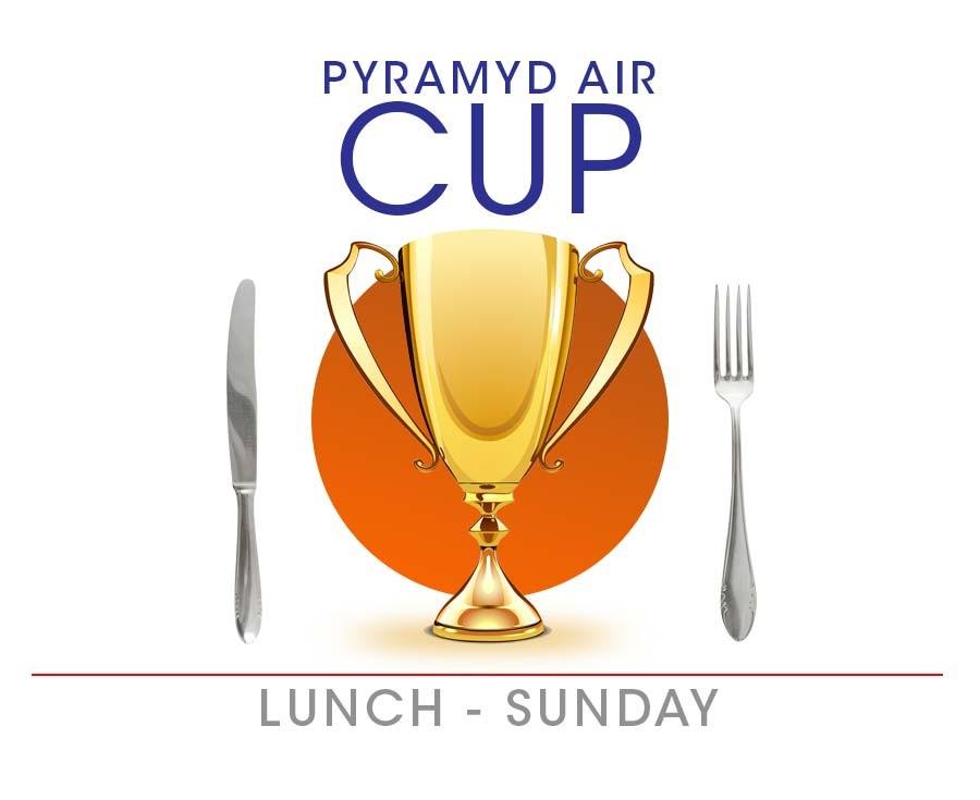 Pyramyd Air Sunday.