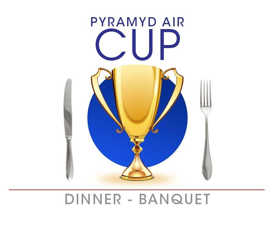 Pyramyd Air Dinner.