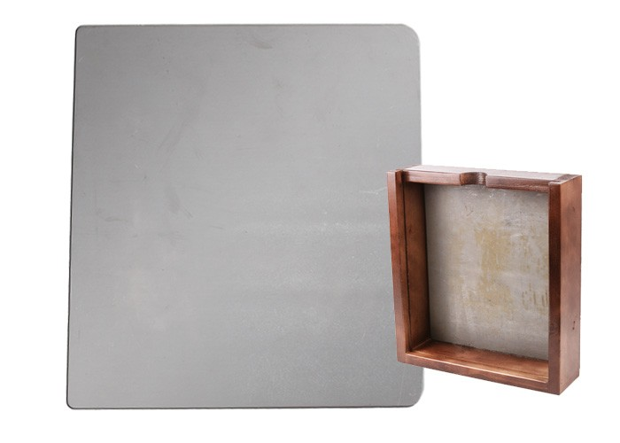 Air Venturi Trap Backstop, 10-Gauge Steel