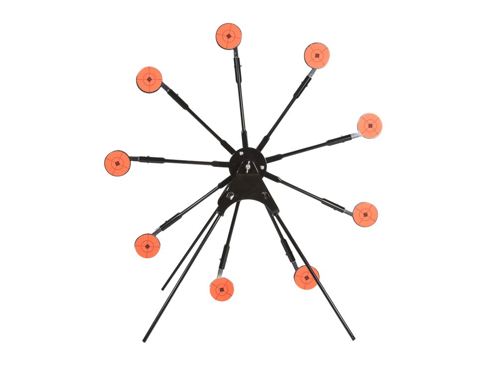 Air Venturi Auto-Rotating Wonder Wheel Target System