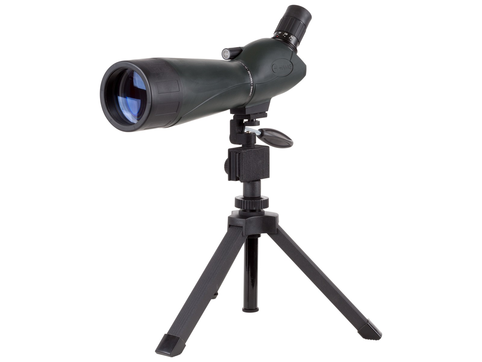 Hawke Sport Optics Vantage 24-72x70mm Angled Spotting Scope & Tripod