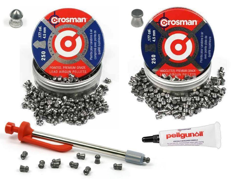 Crosman Shooters Pellet